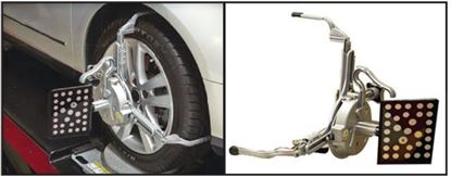 Picture of Tyre-Contact Alignment Fast Clamp