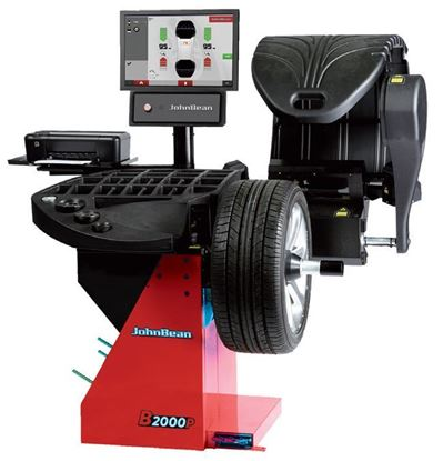 Picture of B2000P-SA Wheel Balancer