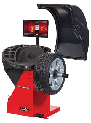 Picture of B800P Wheel Balancer