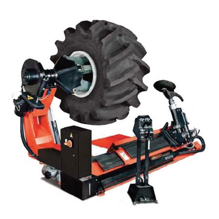 Picture for category Truck Tyre Changers