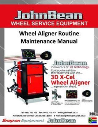 Picture of Wheel Aligner Maintenance Training