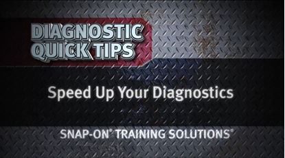 Picture of Speed Up Your Diagnostics Snap on Training Solutions