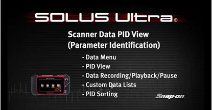 Picture of PID View SOLUS Ultra™ Part (Part 3 of 8)