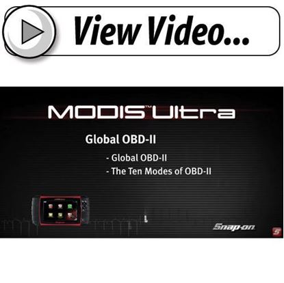 Picture of Global OBD II MODIS™ Ultra (Pt 7/11)