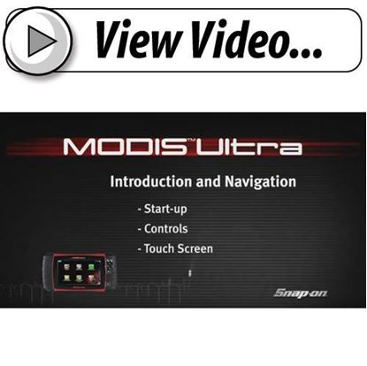 Picture of Setup & Controls MODIS™ Ultra (Pt 1/11)
