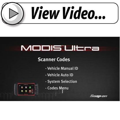 Picture of Scanner Codes MODIS™ Ultra (Pt 2/11)