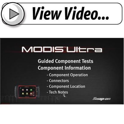 Picture of Guided Component Tests MODIS™ Ultra (Pt 9/11)