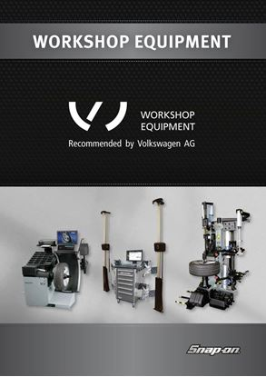 Picture of Workshop Equipment - Recommended by Volkswagen AG