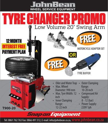 Picture of Tyre Changer Promo