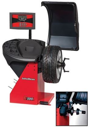 Picture of B500L Wheel Balancer