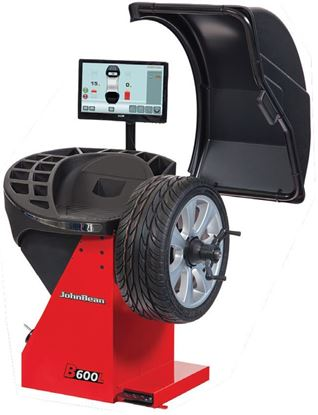 Picture of B600L Wheel Balancer