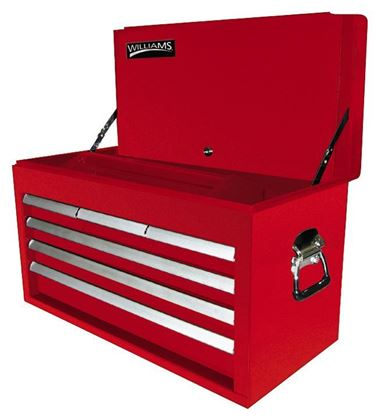 Picture of Metric Tool Set in a 6 Drawer Top Chest