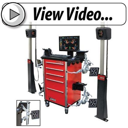 Picture of V3400 Wireless Imaging Alignment System