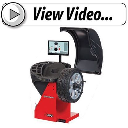 Picture of John Bean B600 Series Wheel Balancing Systems
