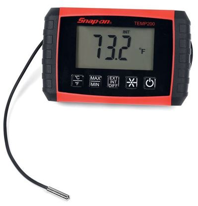 Picture of Dual Digital Magnetic Base Thermometer