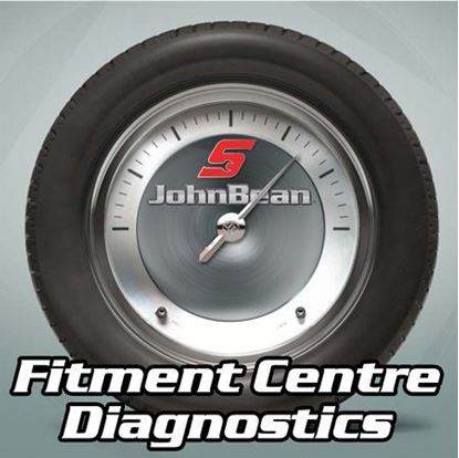 Picture of Tyre Pressure Monitoring System (TPMS)