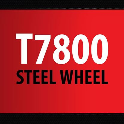 Picture of T7800 Steel Wheel Video