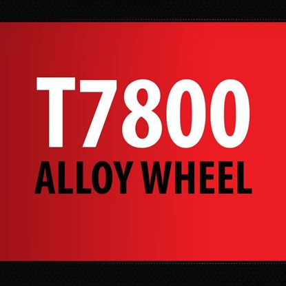 Picture of T7800 Alloy Wheel Video